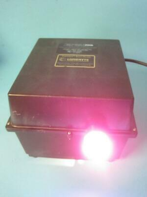 Lumenyte Lighting Fiber Optic Illuminator Light Source PH1000 w/Color Wheel