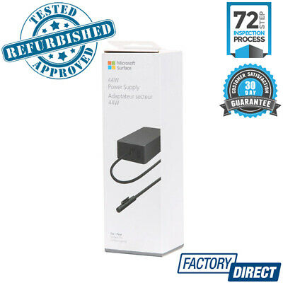 Microsoft Surface Pro 44W Power Supply Ac Charger For Surface Pro Laptop Devices