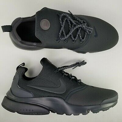 519976a6ac Nike Air Presto Fly SE Anthracite Athletic Shoes Mens Size 11 Running Gray