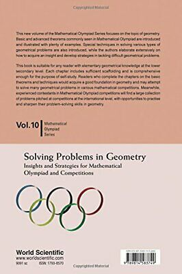 SOLVING PROBLEMS IN Geometry: Insights and Strategies by Kim Hoo
