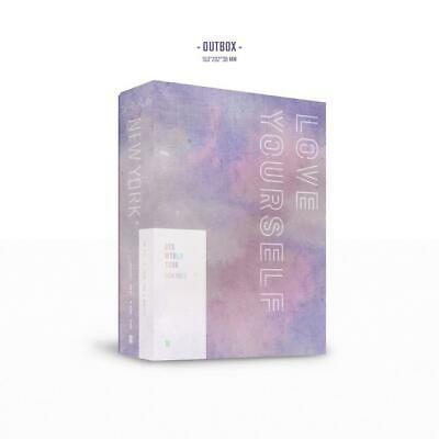 Bts - Official World Tour Love Yourself New York Concert Dvd