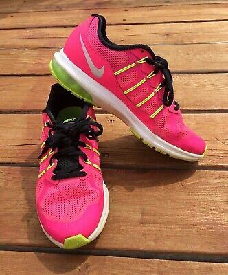 6b202f18e9 NEW NIKE GIRLS' Air Max Dynasty Running 820270-003 Sneakers Shoes Sz ...