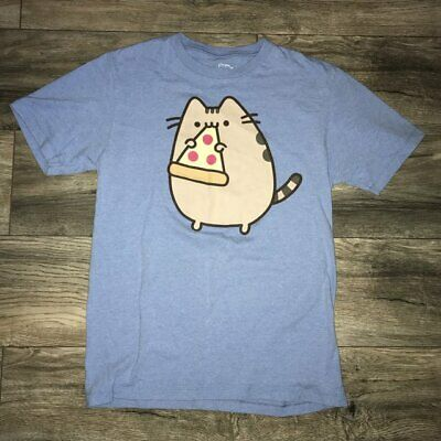 8eec1e57117 ... Girls Women's Tank Top NWT 100% Authentic. $19.95 Buy It Now 29d 9h.  See Details. Pre-Owned Women's Pusheen Eating A Pizza Blue T-Shirt (Size M)
