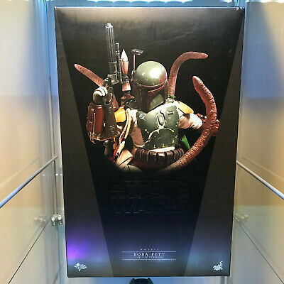 Hot Toys MMS313 1/6 BOBA FETT Star Wars Return of the Jedi VI Deluxe Figure
