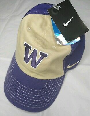 13c37321 NIKE HERITAGE 86 University Of Washington Huskies Hat - $15.00 ...
