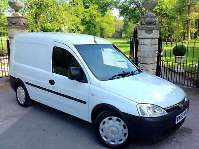2010 Vauxhall Combo 1.3CDTI 16V VAN **** ONE FORMER KEEPER FROM NEW ****