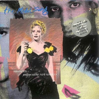 """Culture Club - The Medal Song - Gatefold - 7"""" Record Single"""