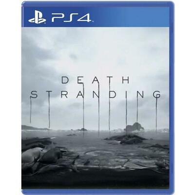 Death Stranding Ps4 Brand New Sealed With Bonus