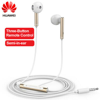 Huawei Original AM116 In-ear Earphone For HUAWEI P10 P9 Plus P20 Mate 10 Pro UK