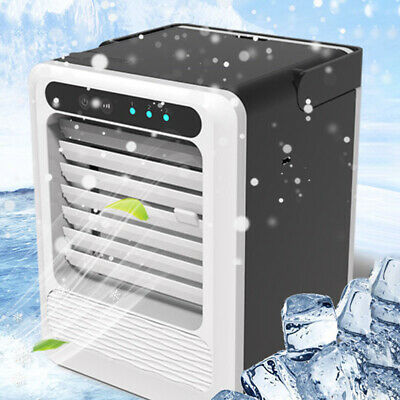Portable Mini Arctic Air Conditioner Cooler Humidifier Cooling Bedroom Home Fan