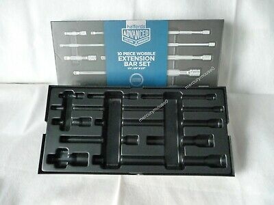 (Empty) Halfords Wobble Bar Modular Tray Insert  (No Tools)