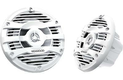 "Kenwood 6.5"" 2-Way Coaxial Marine Speakers with 300W Max Power *KFC1653"