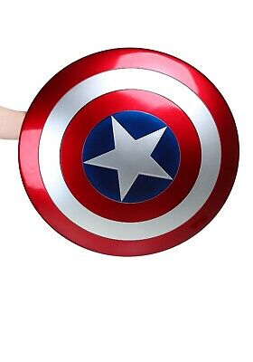 MARVEL LEGENDS GEAR CAPTAIN AMERICA SHIELD REPLICA (with defect)