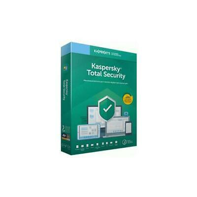KASPERSKY Total Security 2019 Full License 1 Licenza 2 Anno - Italiano