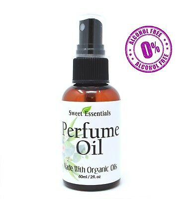 Heavenly Type | Fragrance / Perfume Oil | Made W/Organic Oils | Alcohol Free