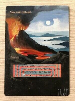 Volcanic Island UNLIMITED altered by Marta Molina