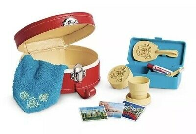 American Girl Doll Melody's Essential Travel Set Case NEW