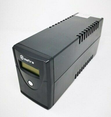 Safire UPS 600VA LCD USV Tower 360W Notstrom Power Backup