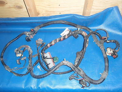 1990 ford mustang computer engine wiring harness v8 maf air bag 5 0 mass  air pcm