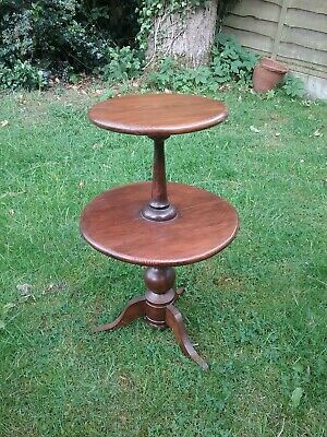 Dumb waiter Two Tier   Table