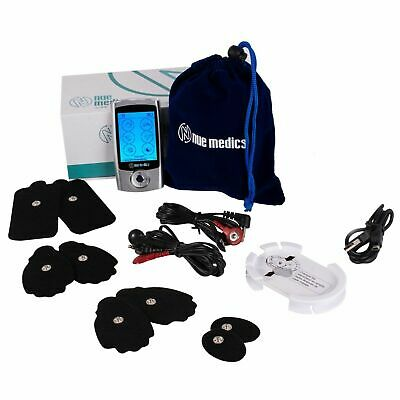 TENS EMS Unit 24 Modes Muscle Stimulator Machine for Pain Relief Therapy