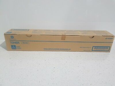 Genuine Konica Minolta TN319C Cyan Toner Cartridge for Bizhub C360