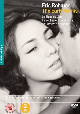 Jess Hahn, Michelle Girardon-Eric Rohmer: The Early Works DVD NEUF