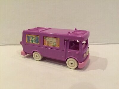 1994 Vintage Bluebird Toys Polly Pocket Stable on the Go Horse Trailer Only