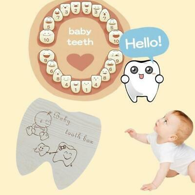 Baby tooth box deciduous fetal hair umbilical cord storage box infant souvenir