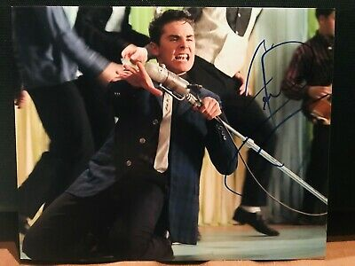 Zac Efron Hairspray Autographed Photo Signed 8X10 #1 Link Larkin