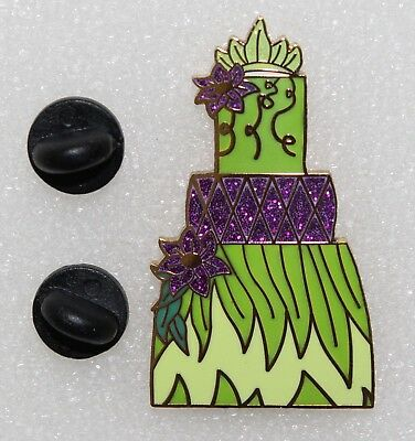 TIANA Princess & Frog Fantasy Pin Inspired By Disney Wedding Cake Design Glitter