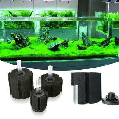 Foam Sponge Internal Filter For Fry Shrimp & Aquarium Small Fish Tanks Elements