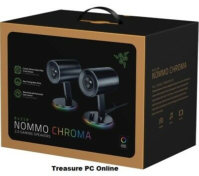 Razer Nommo Chroma 2.0 Gaming Speaker Full Range Immersion RZ05-02460100-R3B1