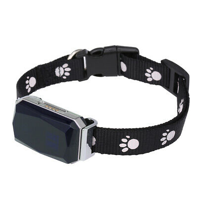 Waterproof Pet Collar GPS GSM WIFI Smart Tracker Real time Locator for Dogs Cats