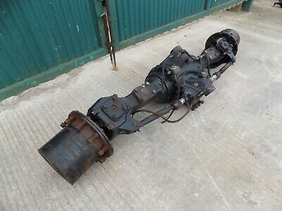 Jcb Wheeled Excavator Js130 - Js145 Front Axle / 453/30750/6/982 / Free Delivery