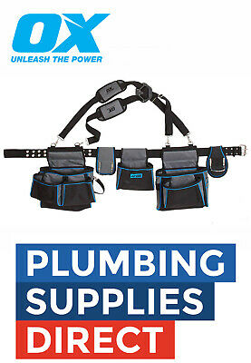 OX TOOL BELT APRON | Pro Builder Contractor | Pocket Pouch