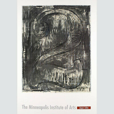 Jasper Johns - The Minneapolis Institute of Arts - Two