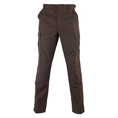 Propper Brown BDU Pants Tactical Military Style Trouser RipStop F520138200 Sz L