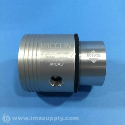 Vaccon Co Cdf 2000H Adjustable Air Amplifier/Blower Usip