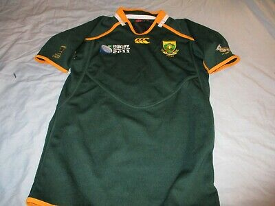 7f3787e4436 south africa african springboks rugby union football small mans ccc home  jersey
