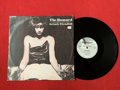 The Damned - Is It A Dream, 12""