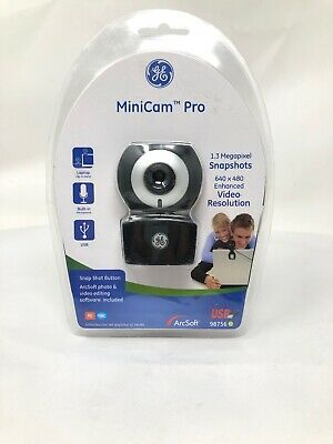 GE MINICAM PRO 98667 WINDOWS 8 DRIVER