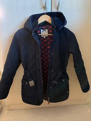 Jasper Conran girls navy jacket Age 11-12 - Used