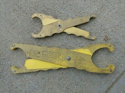 IDEAL - 34-003 and 34-002A Safe-T-Grip Fuse Puller Used