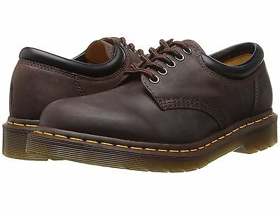 Men's Shoes Dr. Martens 8053 5 Eye Leather Oxfords 11849201 GAUCHO CRAZY HORSE