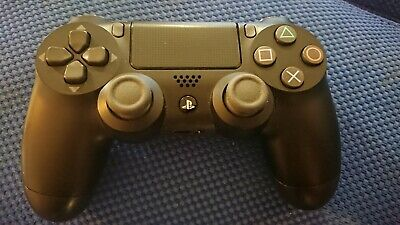 Genuine Black Sony PS4 Wireless Controller for PlayStation 4