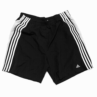 a1230346b0 Adidas Mens X-Large Black Color Swimming Trunks 3 Stripes Adidas Board  Shorts