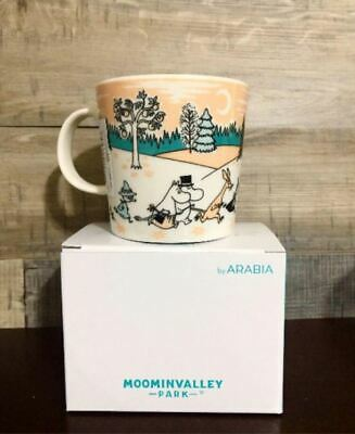 Arabia Moomin Valley Park Limited Exclusive Moomin Mug Cup 2019 MOOMINVALLEY