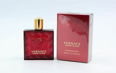 Versace Eros Flame pour Homme After Shave 100 ml Herrenduft OVP