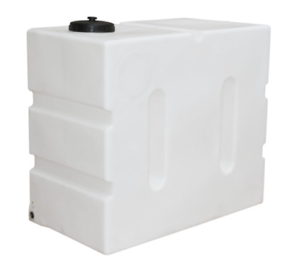 800L Litre Upright Plastic Water Storage Tank - Valeting Window Cleaning Camping